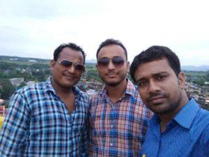 Amit, Subhrajit, Partha